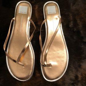 Dolce Vita Dawn Sandal In Bronze